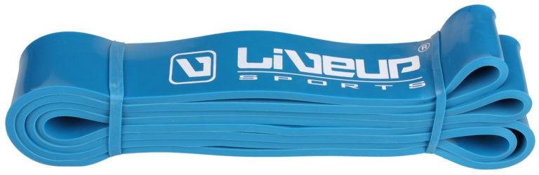 LiveUp - Odporová guma - modrá