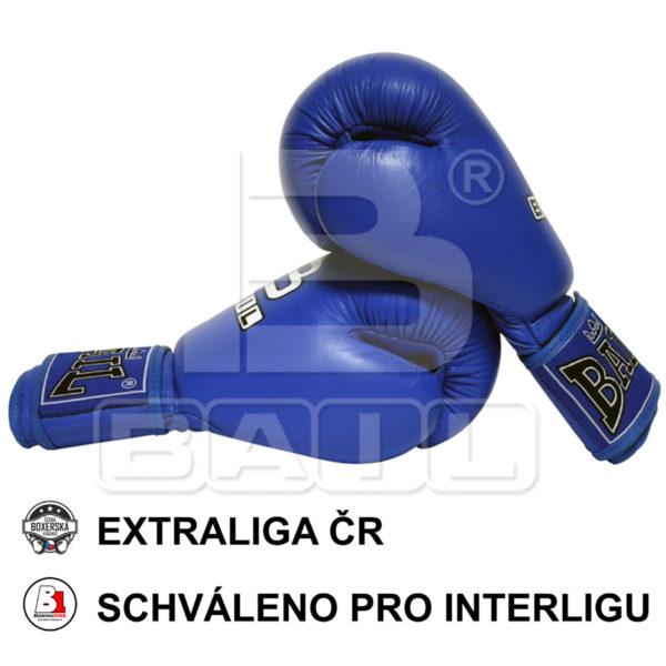 Bail - boxerské rukavice Predator kožené