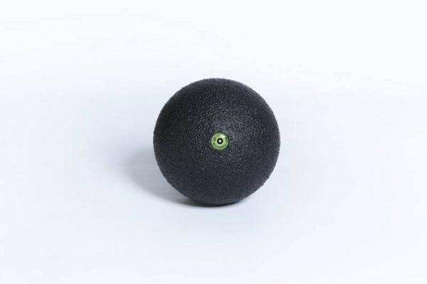 BLACKROLL guľa 12 cm čierna