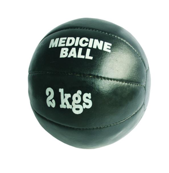 Medicinbal - 1 kg - kožený