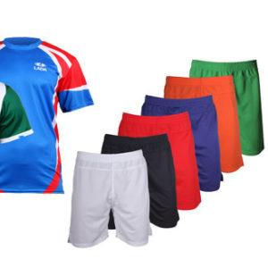 sada 15x sublimovaných dresov
