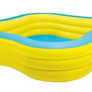 bazén štvorec 57495                                                    nafukovací