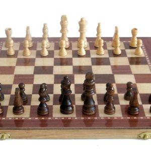 šachy drevené 96 C02                                                   figúrky 6