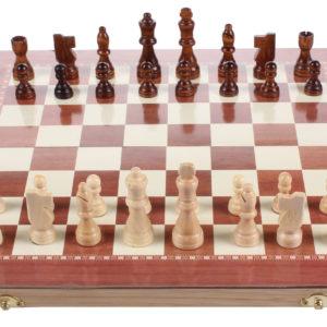 šachy drevené 96 C03                                                   figúrky 7