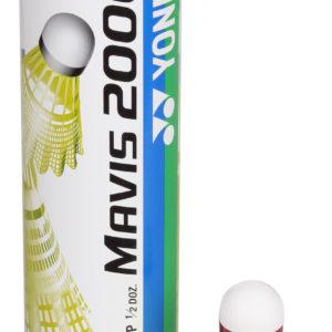Mavis 2000                                                             badmintonové loptičky