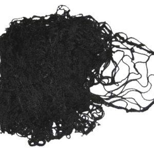 sieť na florbalovú bránku 60 x 90 cm                                     čierna