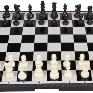 magnetické šachy                                                       skladacie