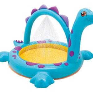 Dinosaurus 57437                                                       nafukovací bazén so sprchou