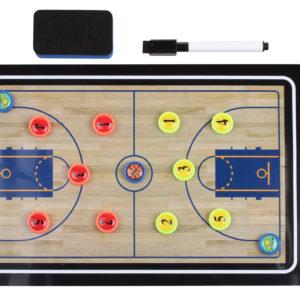 Basketbal 65 magnetická trenerská tabuľa