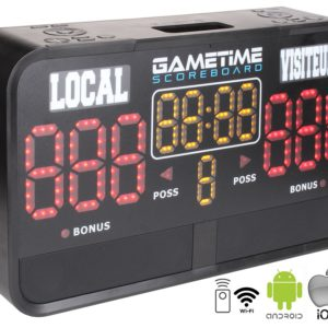 Gametime Scoreboard elektronický ukazovateľ skóre