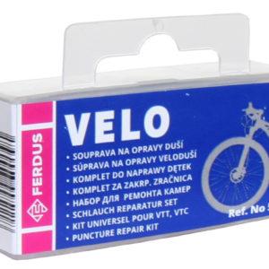 Velo lepenie na bicykle