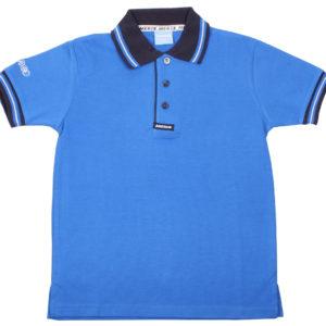 PO-9                                                                   tričko s golierom