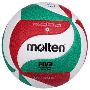 V5M 5000                                                               volejbalová lopta