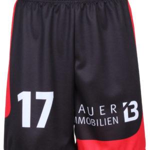 basketbalové šortky                                                    sublimované