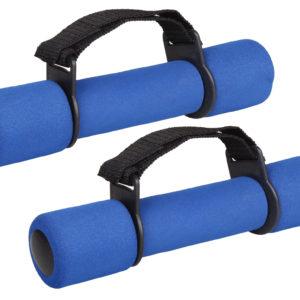 činka aerobic soft  s držadlom                                         2 x 1 kg