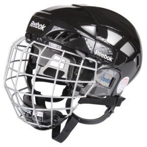 7K Combo                                                               hokejová prilba s mriežkou