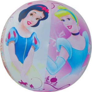 Princess nafukovacia lopta