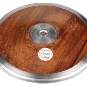 disk Club                                                              drevený s liatinovým rámčekom