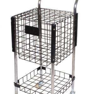 Tennis Cart                                                            pojazdný koš na tenisové loptičky