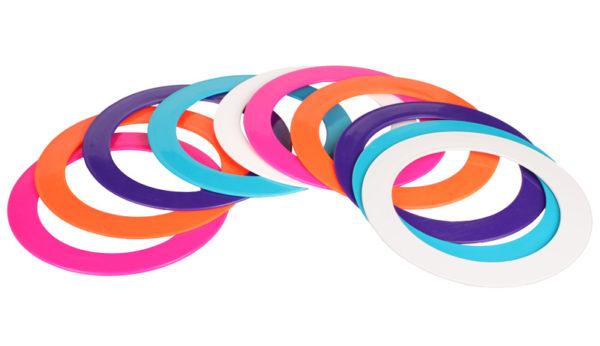 žonglovacie kruhy                                                      24cm