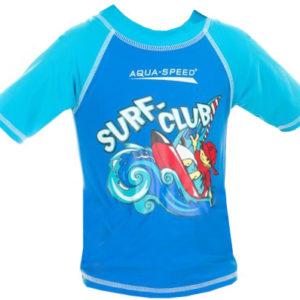 Surf Club                                                              tričko s UV ochranou