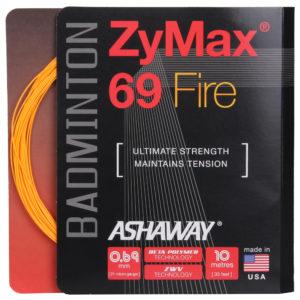 ZyMax 69 Fire badmintonový výplet