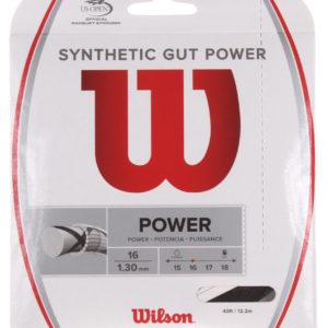Synthetic Gut Power tenisový výplet 12