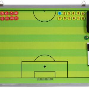 Futbal 45 magnetická trenerská tabuľa