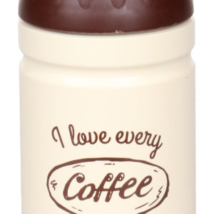 Zdravá fľaška Káva