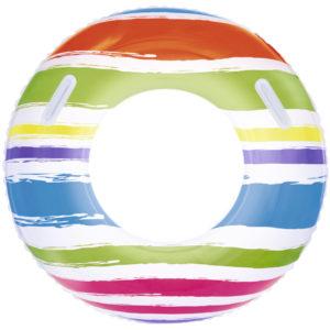 Striped Swim 36010 nafukovací kruh