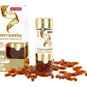 Curcumin Bioperine+Vitamin D