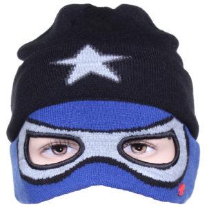 Ninja detská zimná čiapka