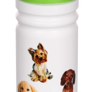 Psi zdravá fľaška