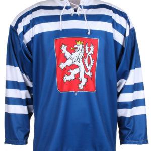 hokejový dres Replika ČSR 1947