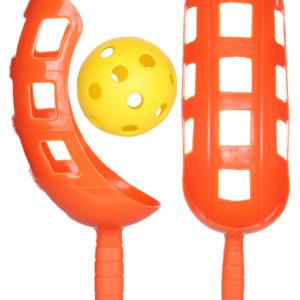 Scoopball set                                                          sada na hádzanie