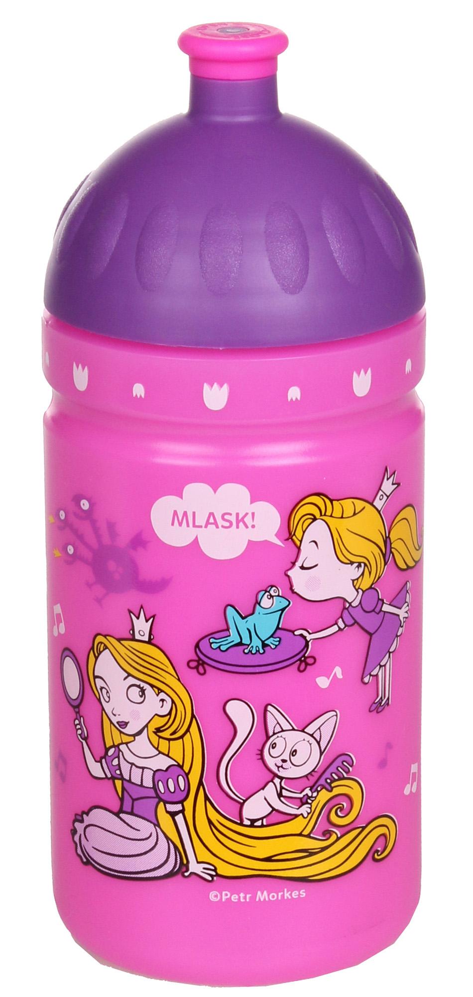 Zdravá fľaška Svet princezien