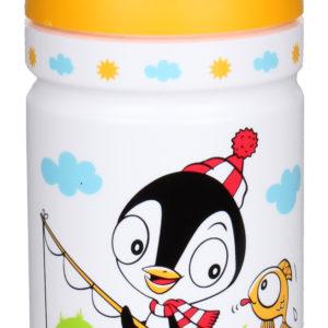 Zdravá fľaša Méďa a Tučniak