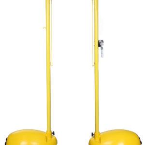 BS-19 mobilné badmintonové stĺpiky