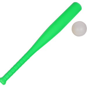 Plastic Baseball Bat baseballová pálka s loptičkou