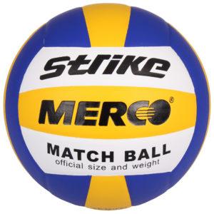 Strike volejbalová lopta