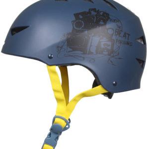 inline helma Deluxe                                                    prilba na kolieskové korčule