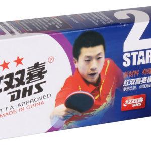 loptičky na stolný tenis 40+ 2 hviezdy                                 sada 10ks