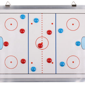 Hokej 43 magnetická trenerská tabuľa