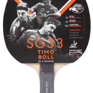 Timo Boll SG33 pálka na stolný tenis