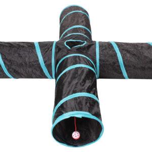 Four-way agility tunel