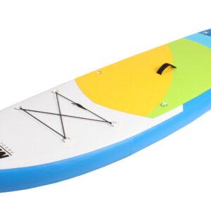 Peruvian paddleboard