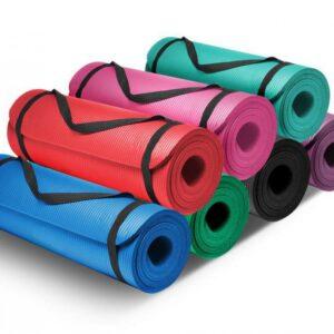 NBR Comfort 1.5 karimatka na cvičenie