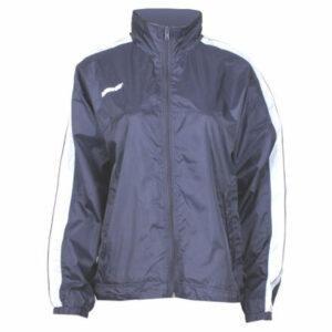 NJ-1 šustiaková bunda modrá tm. veľkosť oblečenia XXS