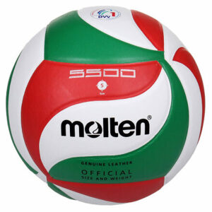V5M 5500 volejbalová lopta veľkosť plopty č. 5