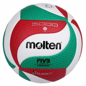 V5M 5000 volejbalová lopta veľkosť plopty č. 5